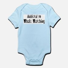 Addicted to Whale Watching Infant Creeper