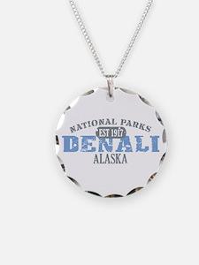 Denali National Park Alaska Necklace