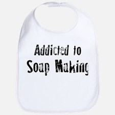 Addicted to Soap Making Bib