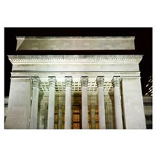 Low angle view of a building, 30th Street Station,