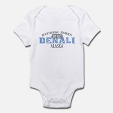 Denali National Park Alaska Infant Bodysuit
