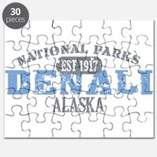 Denali National Park Alaska Puzzle