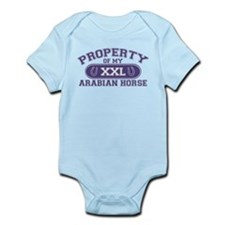 Arabian Horse PROPERTY Infant Bodysuit