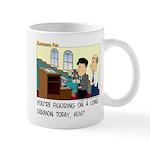 Long Service Mug