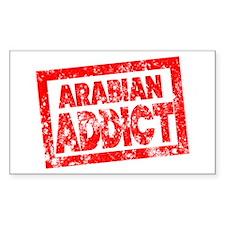 Arabian ADDICT Decal