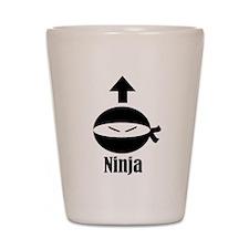 Self Ninja Shot Glass