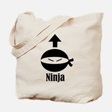 Self Ninja Tote Bag