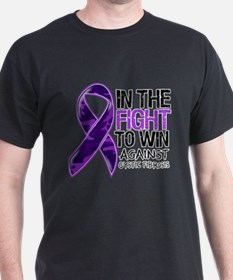 In The Fight Cystic Fibrosis T-Shirt