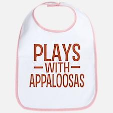 PLAYS Appaloosas Bib