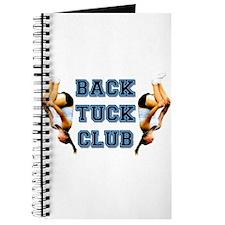 Back Tuck gymnast Journal