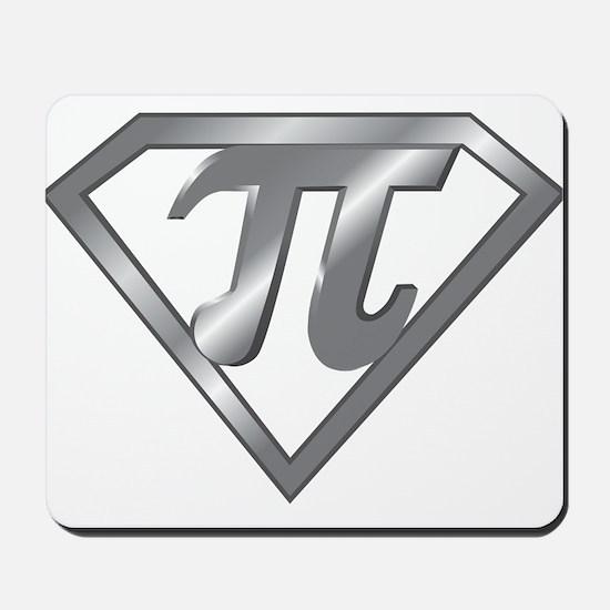 SUPER PI Mousepad