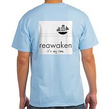Ship, Reawaken Light T w/Boomgono on Front (M)