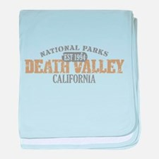 Death Valley National Park CA baby blanket