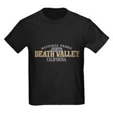 Death Valley National Park CA T