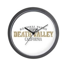 Death Valley National Park CA Wall Clock