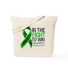 In The Fight Cerebral Palsy Tote Bag