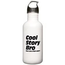 Cool Story Bro: Now Lets Stop Kony Water Bottle