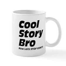 Cool Story Bro: Now Lets Stop Kony Small Mug