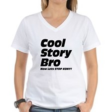 Cool Story Bro: Now Lets Stop Kony Shirt