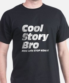 Cool Story Bro: Now Lets Stop Kony T-Shirt
