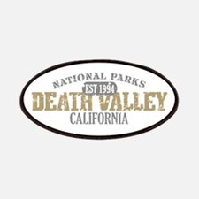Death Valley National Park CA Patches
