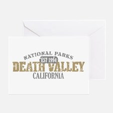 Death Valley National Park CA Greeting Card