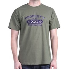 Chihuahua PROPERTY T-Shirt