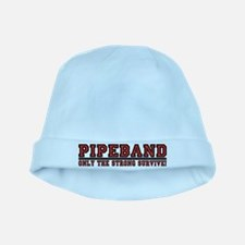 Pipe Band: Only the Strong Su baby hat