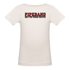 Pipe Band: Only the Strong Su Tee