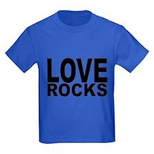 LOVE ROCKS T