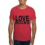 LOVE ROCKS Dark T-Shirt