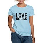 LOVE ROCKS Women's Light T-Shirt