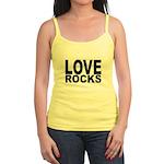 LOVE ROCKS Jr. Spaghetti Tank
