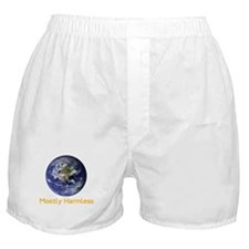 Funny Hitchhiker's Boxer Shorts