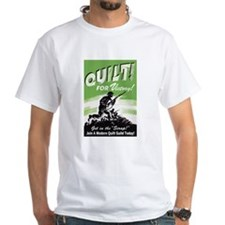 Quilt For Victory! Shirt