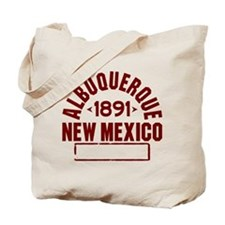 Albuquerque INC Tote Bag
