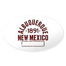 Albuquerque INC Decal