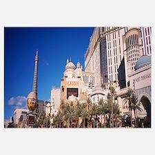 Hotel in a city, Aladdin Resort And Casino, The St