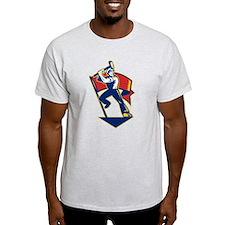 communist worker T-Shirt