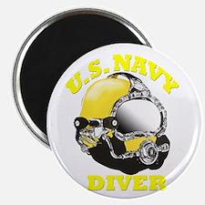 MK21 NAVY DIVER Magnet