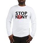 Stop Kony Long Sleeve T-Shirt