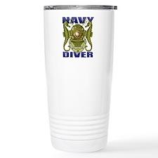 NAVY MASTER DIVER Travel Mug