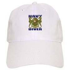 NAVY MASTER DIVER Baseball Cap