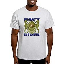 NAVY MASTER DIVER T-Shirt