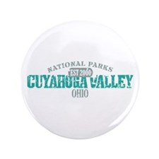 """Cuyahoga Valley National Park 3.5"""" Button"""