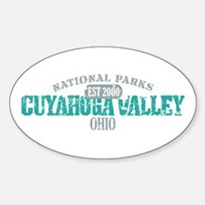 Cuyahoga Valley National Park Decal