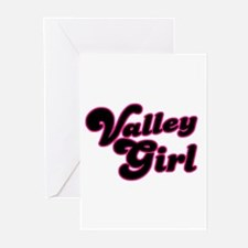 Valley Girl #1 Greeting Cards (Pkg/6)