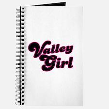 Valley Girl #1 Journal