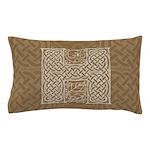 Celtic Letter H Pillow Case