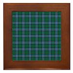 Tartan - Denholme Framed Tile